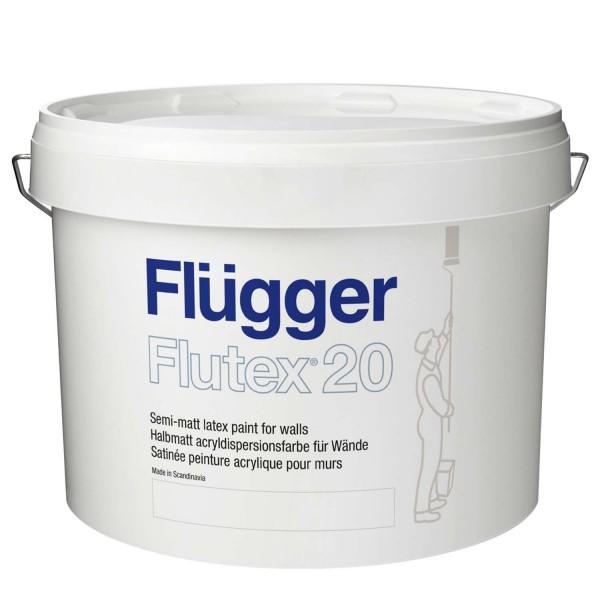 Flügger Flutex 20 weiß
