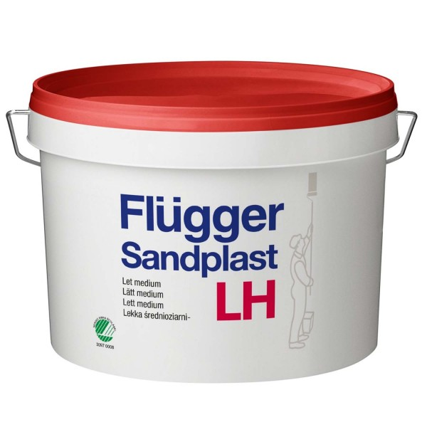 Flügger Sandplast LH Medium 3L