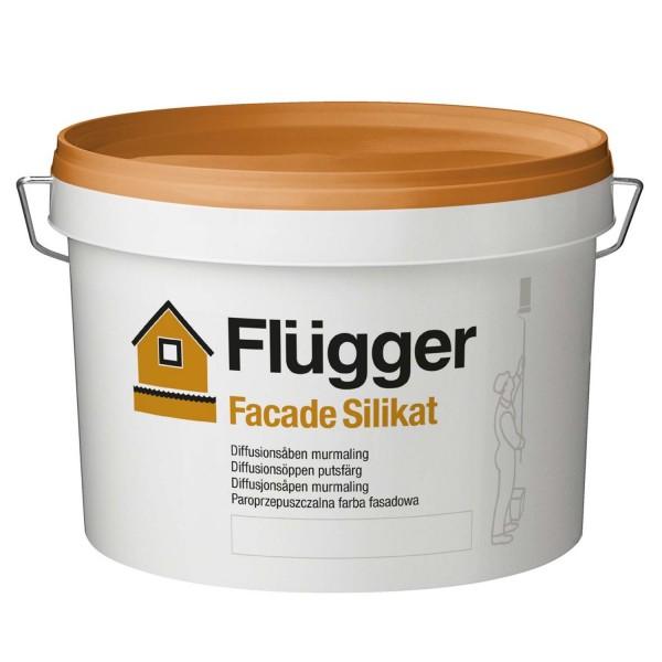 Silikat Fassadenfarbe 3L